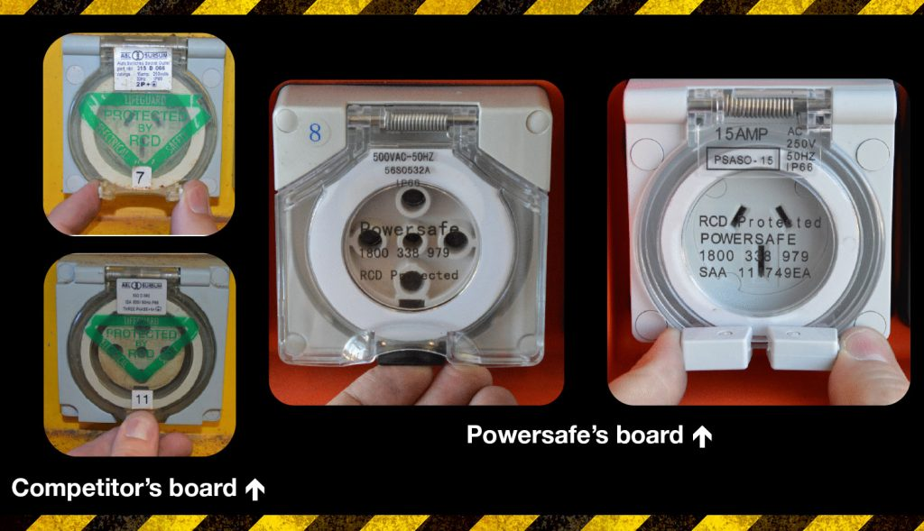 powerboard safety features