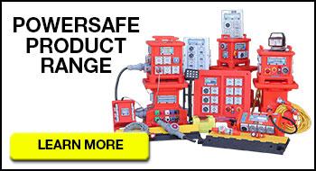 powersafe product range