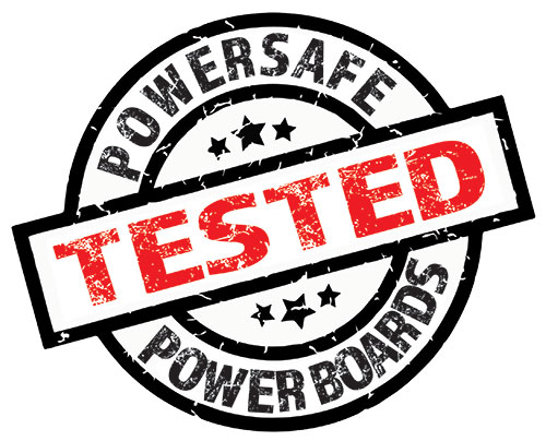 tested powerboards
